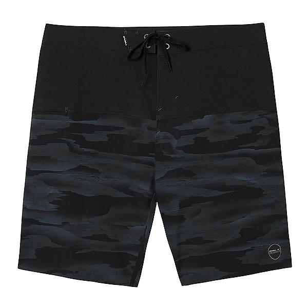 O'Neill Hyperfreak Nomad Mens Board Shorts, Black, 600