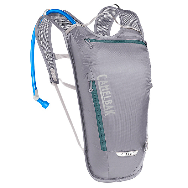 CamelBak Classic Light 70oz. Backpack, Gunmetal-Hydro, 600