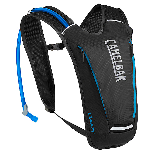 CamelBak Octane Dart 50oz. Backpack, Black-Atomic Blue, 600