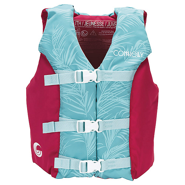 Connelly Nylon Youth Life Vest, , 600