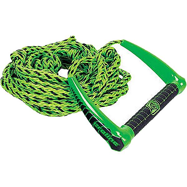 Proline LGS Suede Wakesurf Rope, Green, 600