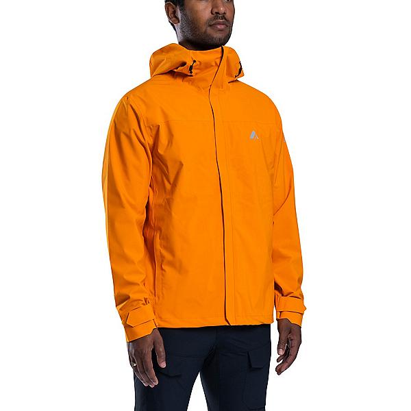 Orage Rocky Mens Shell Ski Jacket, Orange, 600