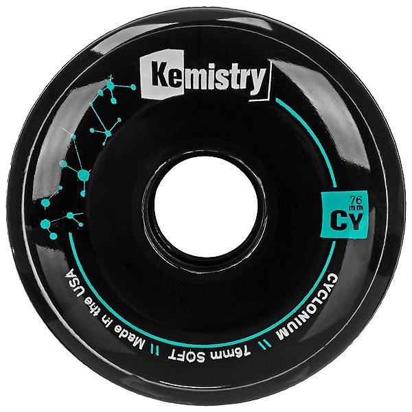 Tour Kemistry Cyclonium 72mm/78A Inline Hockey Skate Wheels, , 600