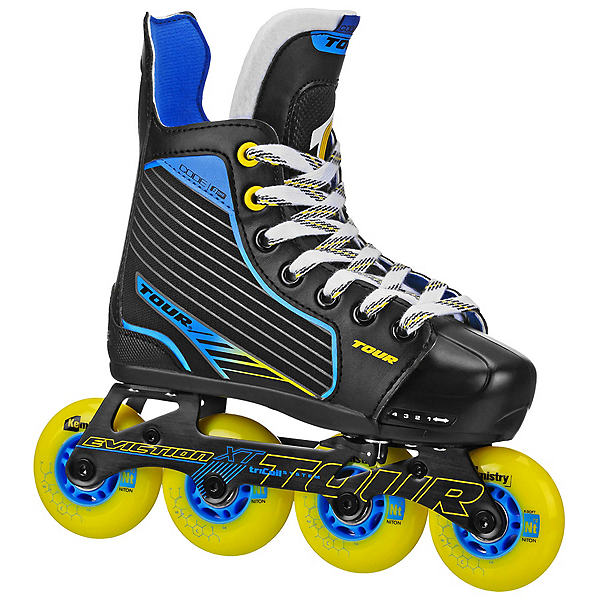 Tour Code 9.one Kids Inline Hockey Skates, , 600