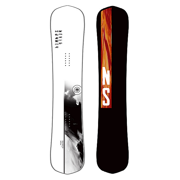 Never Summer Limited Edition TCT Snowboard 2022, , 600