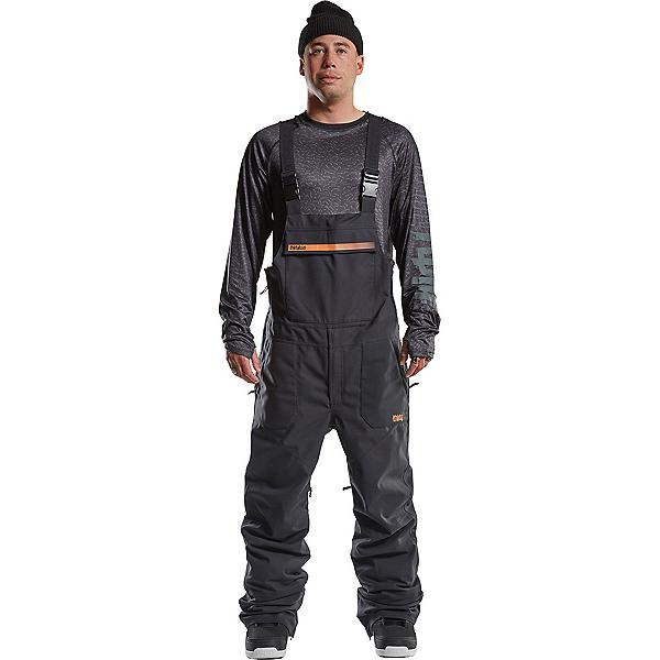 ThirtyTwo Basement Bib Snowboard Pants 2022, Black, 600