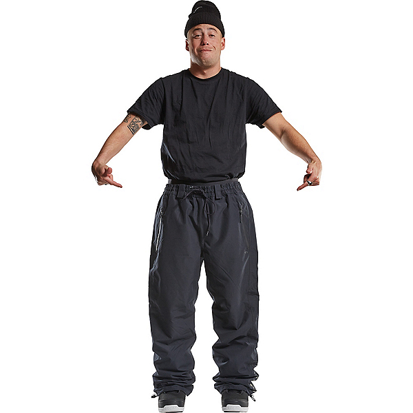 ThirtyTwo Sweeper Mens Snowboard Pants, Black, 600