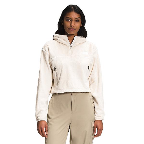 The North Face Osito 1/4 Zip Womens Hoodie 2022, Gardenia White, 600