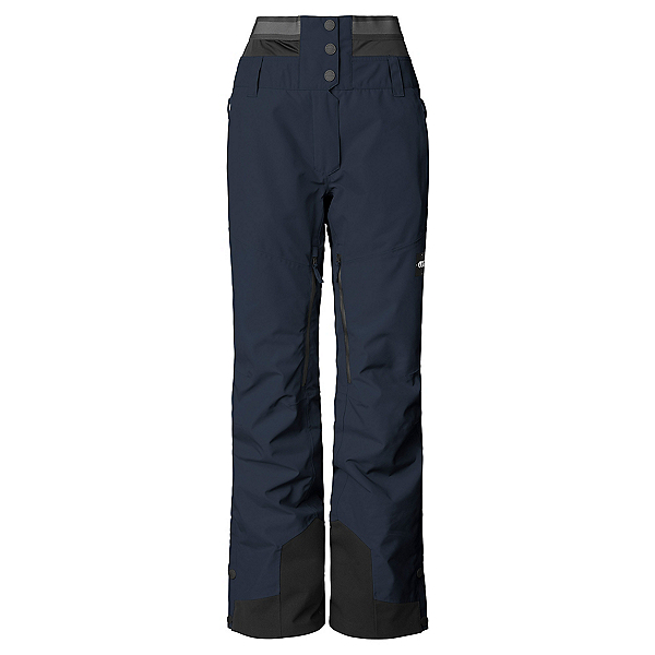 Picture EXA Womens Ski Pants 2022, Dark Blue, 600