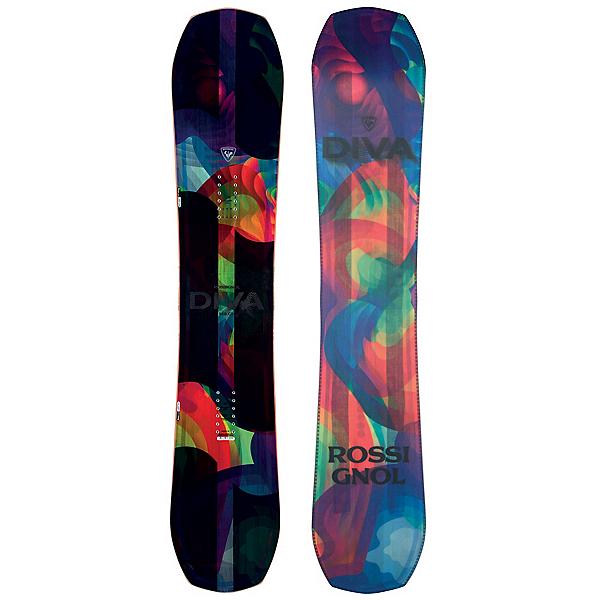 Rossignol Diva Womens Snowboard 2022, , 600
