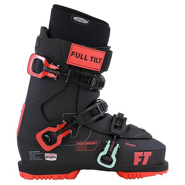 Full Tilt Descendant 100 Ski Boots 2022, Black-Red, 600