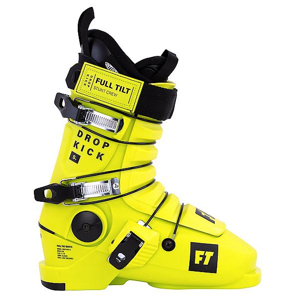 Full Tilt Drop Kick S Kids Ski Boots 2022, Yellow, 600