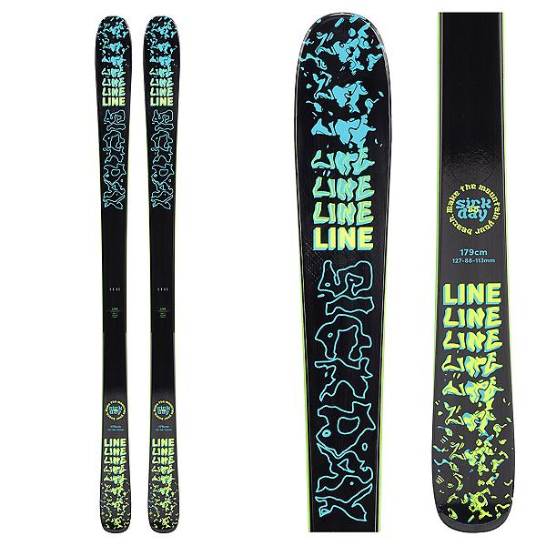 Line Sick Day 88 Skis 2022, , 600