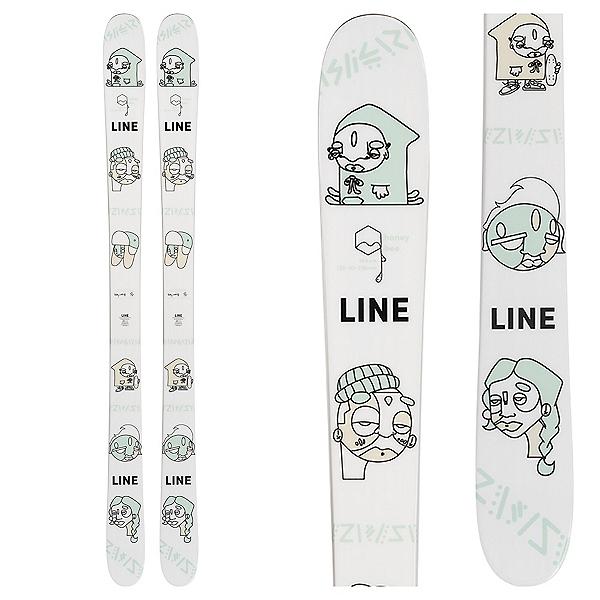Line Honey Bee Womens Skis 2022, , 600