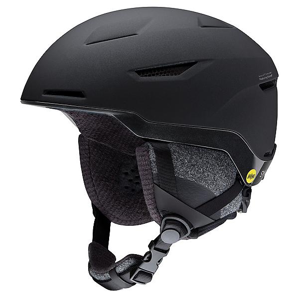 Smith Vida MIPS Womens Helmet 2022, Matte Black Pearl, 600