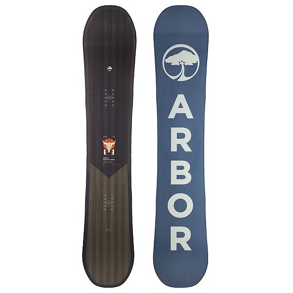 Arbor Foundation Rocker Snowboard 2022, , 600