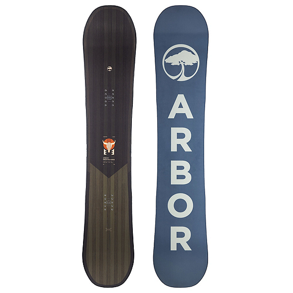 Arbor Foundation Rocker Wide Snowboard 2022, , 600