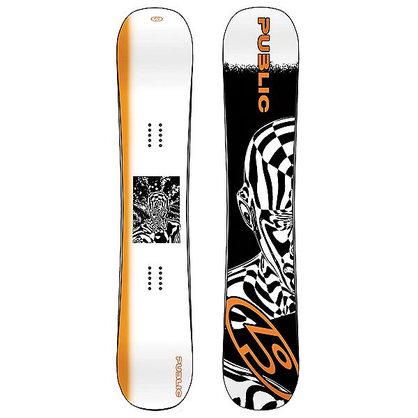 Public General Public Snowboard 2022, 153cm, 600