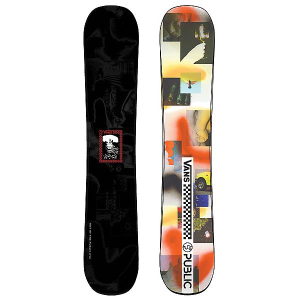 Public Vans X Public Snowboard 2022, , 600
