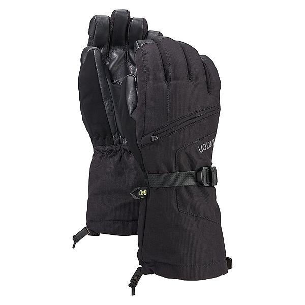 Burton Vent Boys Gloves 2022, True Black, 600