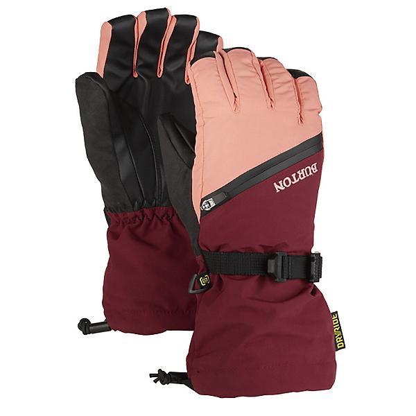 Burton Vent Girls Gloves 2022, Mulled Berry-Georgia Peach, 600