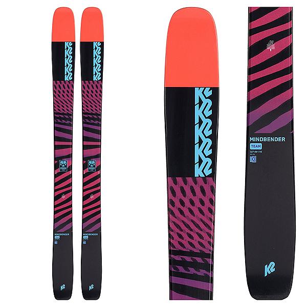 K2 Mindbender Team Kids Skis 2022, , 600