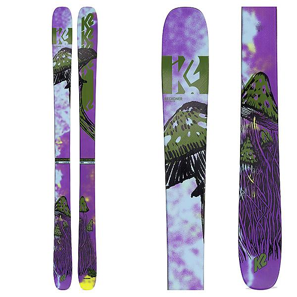 K2 Reckoner 102 Skis 2022, , 600