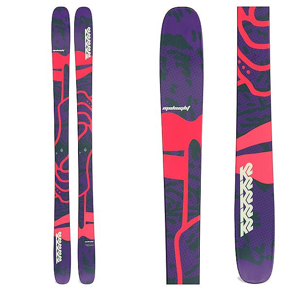 K2 Midnight Womens Skis 2022, , 600