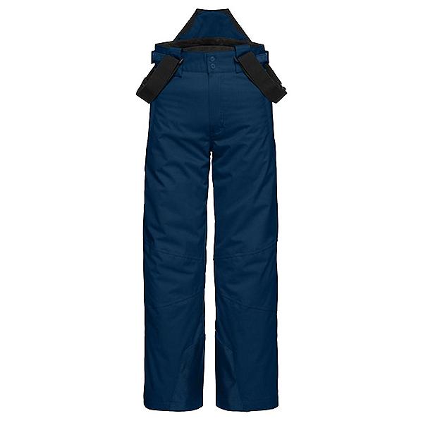 KJUS Vector Kids Ski Pants 2022, Atlanta Blue, 600