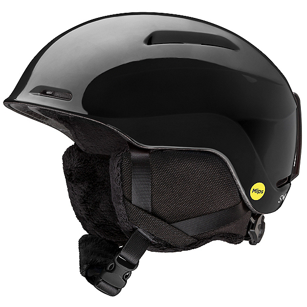 Smith Glide Jr. MIPS Kids Helmet 2022, Black, 600