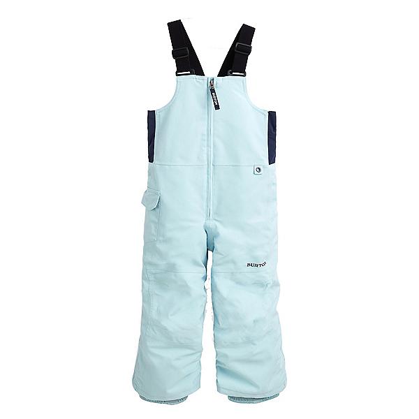 Burton Maven Bib Toddler Girls Ski Pants 2022, Crystal Blue, 600