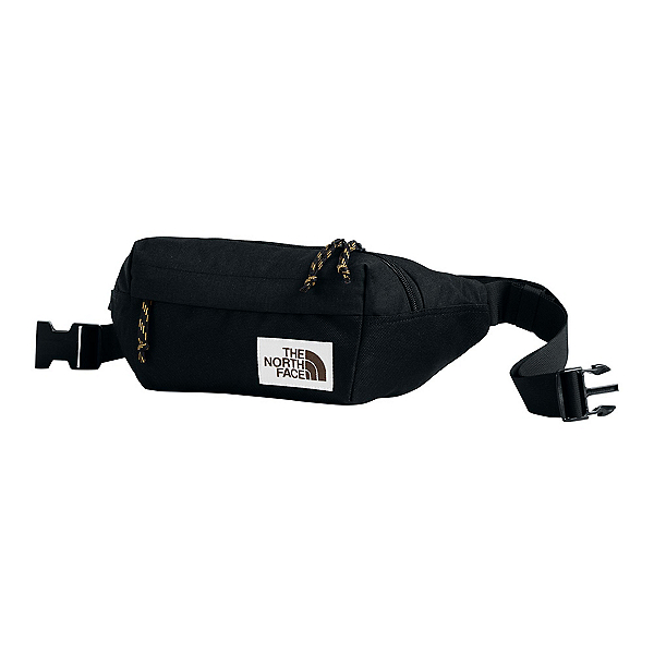 The North Face Lumbar Pack 2022, TNF Black Heather, 600