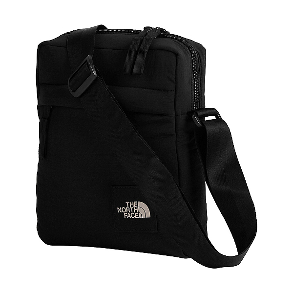 The North Face City Voyage Cross Body Bag 2022, TNF Black Heather, 600