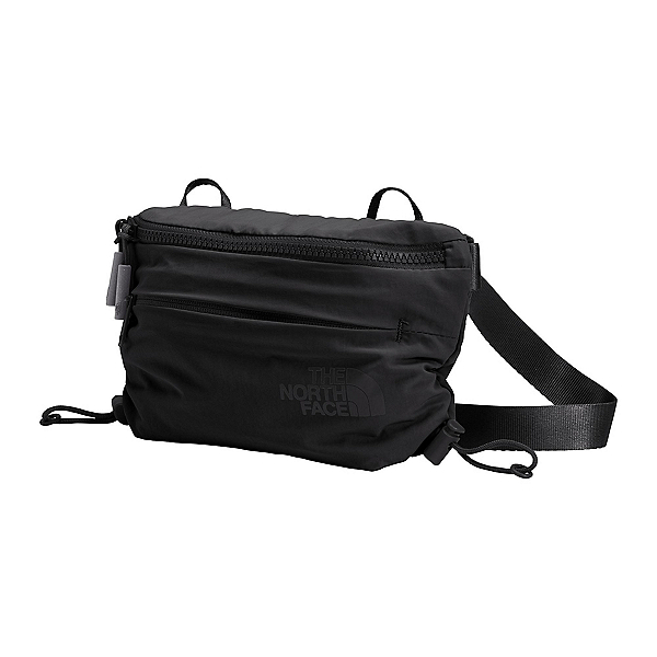 The North Face Never Stop Lumbar Pack 2022, TNF Black, 600
