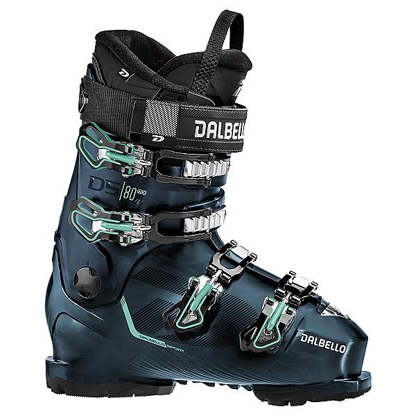 Dalbello DS MX 80 GW Womens Ski Boots 2022, Opal Blue-Opal Blue, 600