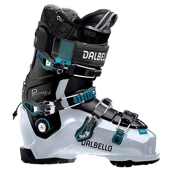 Dalbello Panterra 95 ID GW Womens Ski Boots 2022, Polar White-Black, 600