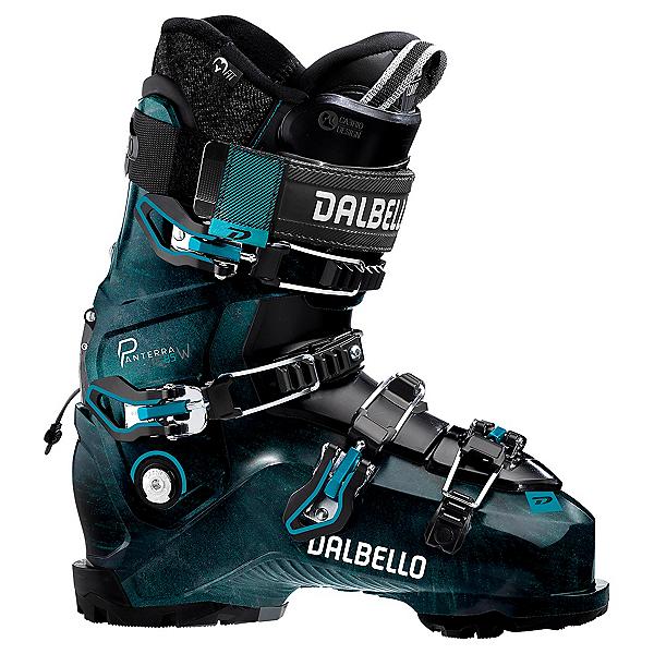 Dalbello Panterra 85 GW Womens Ski Boots 2022, Opal Green-Opal Green, 600
