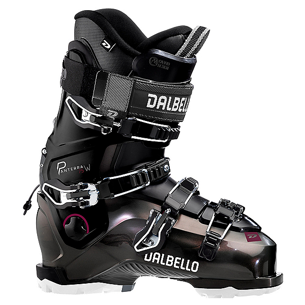 Dalbello Panterra 75 GW Womens Ski Boots 2022, Opal Ruby-Black, 600