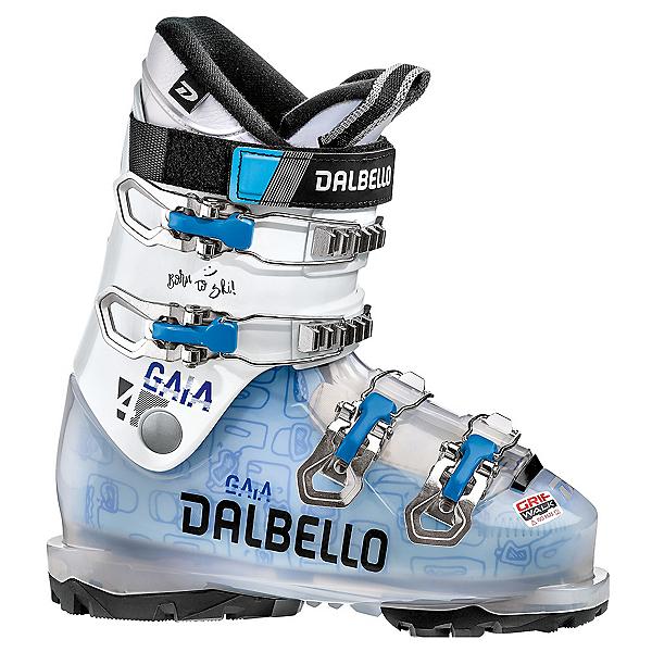 Dalbello Gaia 4.0 GW Girls Ski Boots 2022, Transparent-White, 600
