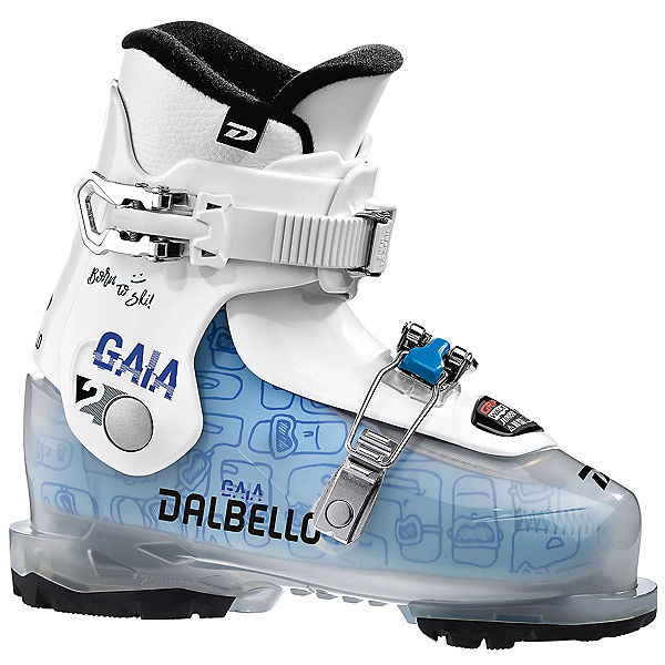 Dalbello Gaia 2.0 GW Girls Ski Boots 2022, Transparent-White, 600