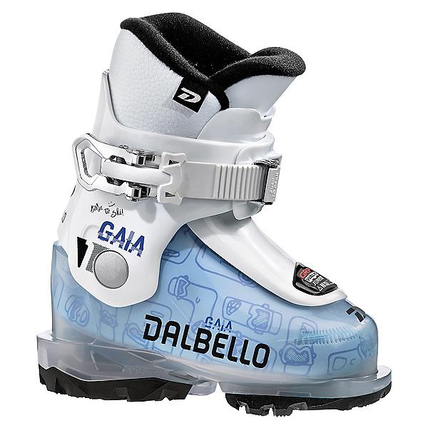Dalbello Gaia 1.0 GW Girls Ski Boots 2022, Transparent-White, 600