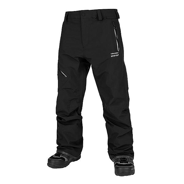 Volcom L Gore-Tex Mens Snowboard Pants 2022, Black, 600