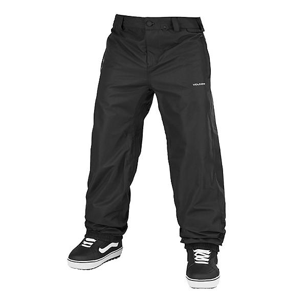 Volcom Arthur Mens Snowboard Pants 2022, Black, 600
