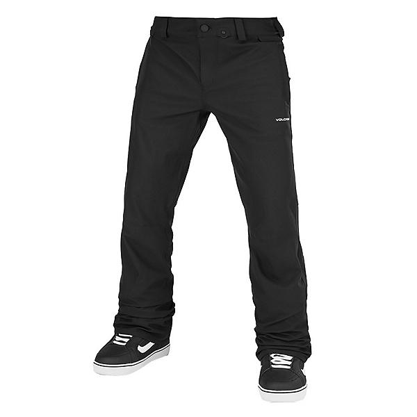 Volcom Klocker Tight Mens Snowboard Pants 2022, Black, 600