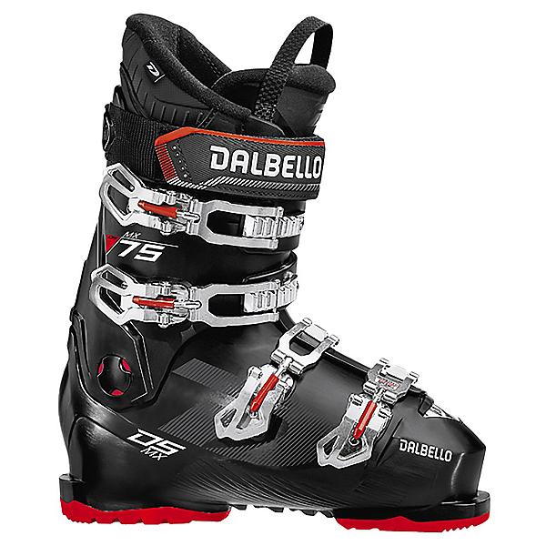 Dalbello DS MX 75 Ski Boots 2022, Black-Black, 600