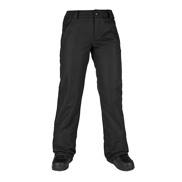 Volcom Frochickie Womens Snowboard Pants 2022, Black, 600