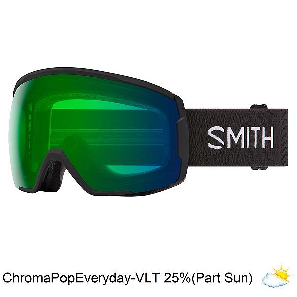 Smith Proxy Goggles 2022, Black-Chromapop Everyday Green, 600