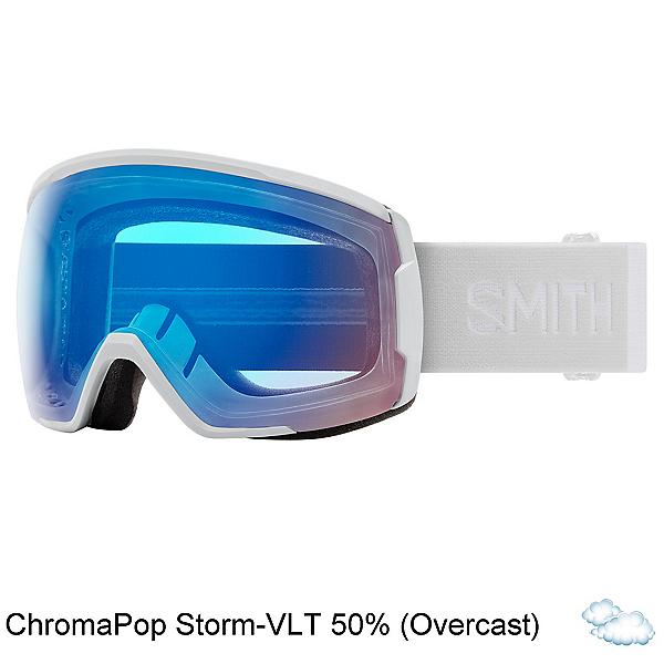 Smith Proxy Goggles 2022, White Vapor-Chromapop Storm Rose Flash, 600