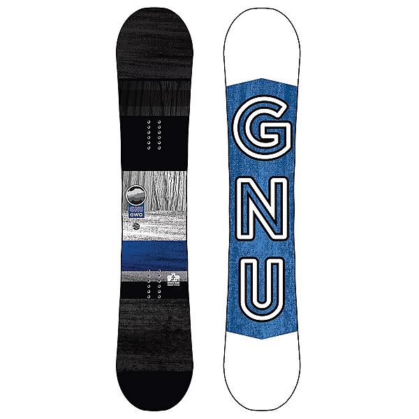 Gnu GWO Snowboard 2022, , 600