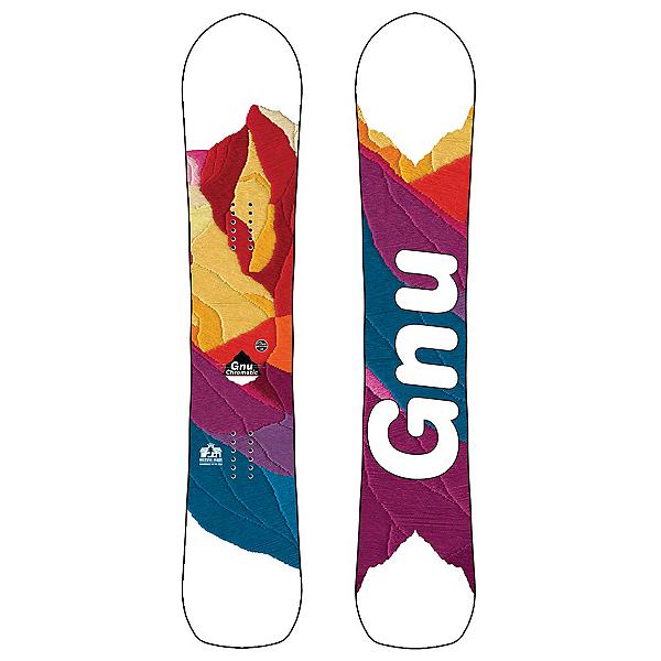 Gnu Chromatic Womens Snowboard 2022, , 600